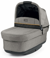 Люлька Peg-Perego Navetta Pop-Up Luxe Grey, (серо-беж)