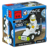 Конструктор ENLIGHTEN (Brick) Space Series, 35 дет., 1203 Г79584