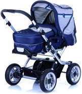 Коляска Baby Care Manhattan Air-4S Sky Walker