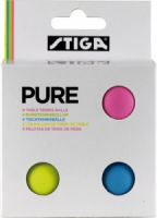 Мячи для н/тенниса Stiga PURE COLOR ADVANCE