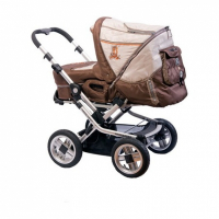 Коляска Baby Care Manhattan 60 Brown