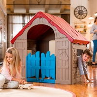 ������� ���  Keter FOLDABLE PLAYHOUSE �������� �������-������� 17202656