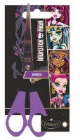 Ножницы CENTRUM MONSTER HIGH 16 см., 85090