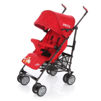 Коляска Baby Care InCity (Red)