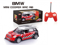 Машина на р/у  DX 1:24 BMW MINI COOPER WRC R60 DX112418