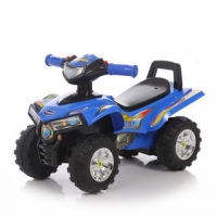 Каталка Baby Care Super ATV (синий)