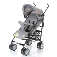 Коляска Baby Care InCity (Grey)