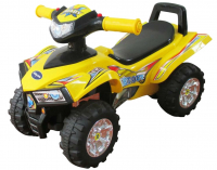 Фото №1: Каталка Sweet Baby ATV Yellow