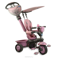 Велосипед 3-х колесный Smart Trike Zoo-Collection (Galah) розовый 1573200
