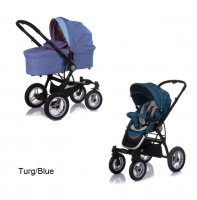Коляска Baby Care Calipso Turg/Blue
