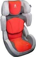Автокресло Renolux STEP 23 RED 290073