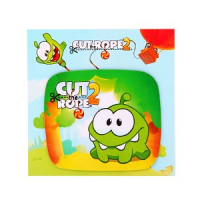 Магнит Cut the Rope Ам Ням, СМ019