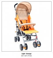 Фото №1: Коляска Baby Care Polo 107 Light Orange