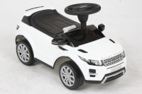 Каталка Chilok BO Z348 WHITE, Land Rover, Range Rover Evoque (белый)