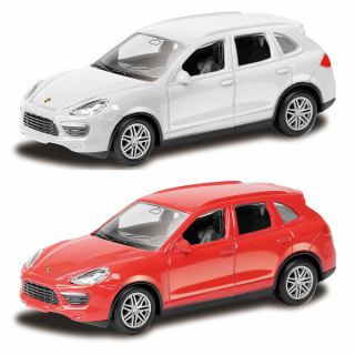 ������� ������������� RMZ City �1:64 Porsche Cayenne Turbo, 344020 �49110 � ������������