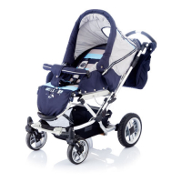 Коляска Baby Care Eclipse Sky Walker