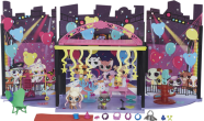 "Игровой набор  Hasbro Littlest Pet Shop ""За кулисами"" B1241"