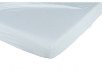 �������� ������� Candide ������, Sky Blue Bamboo Fitted sheet 130g/m² 60x120 cm (�������) 690124