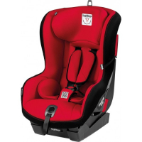 Автокресло Peg-Perego Viaggio Duo-Fix К Rouge (красн+черн)