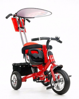 ��������� 3-� �������� Liko Baby LB-772 ������� (red)
