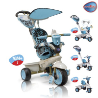 Велосипед 3-х колесный Smart Trike Dream Touch Steering (голубой) 8000900