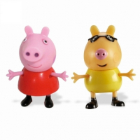 "Игровой набор Toy Options(Far East) PEPPA PIG. ""Пеппа и Педро"" 28817"