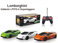 Машина на р/у  DX 1:24 Lamborghini Gallardo LP570-4 Superleggera DX112406 в ассортименте