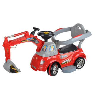 ������� Toysmax ������������� � ������� ��������� 4V/4Ah, 1�25W (�������) Red 56123