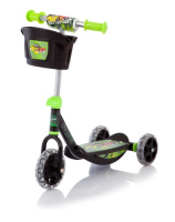 Самокат Baby Care 3 Wheel Scooter CMC008 (Black)