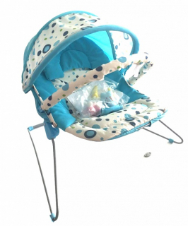 ������� Baby Bouncer Bebabybus UC42, blue