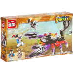 Конструктор ENLIGHTEN (Brick) Pirates Legendary, 147 дет., 1303 Г79611