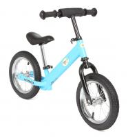 Беговел Leader Kids 336 LIGHT BLUE, голубой