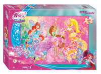 Пазлы  Step Puzzle 160 Winx 94026