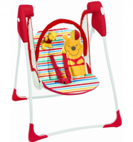 Электрокачели Graco Baby Delight Disney Simply Pooh
