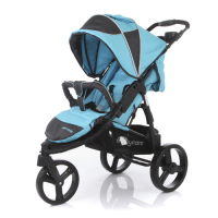 Коляска Baby Care Jogger Cruze (Blue)