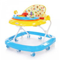 Ходунки Baby Care Sonic Желтый/Синий (Yellow/Blue) GL-6000S2