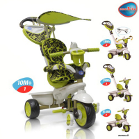 Велосипед 3-х колесный Smart Trike Dream Touch Steering (зеленый) 8000800