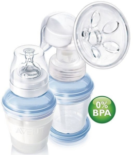 ����� ��������  Philips-Avent  ����������� ������ ����� Natural � �������� �������� VIA SCF330/12