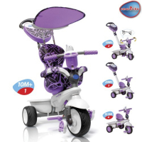 Велосипед 3-х колесный Smart Trike Dream Touch Steering (лиловый) 8000700