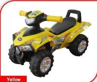 Каталка Baby Care Super ATV, (Yellow)
