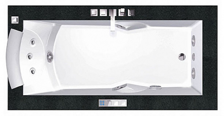 ��������� ����� Jacuzzi Aura Uno 9F43-344A