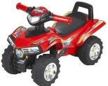 Каталка Baby Care Super ATV, (Red)