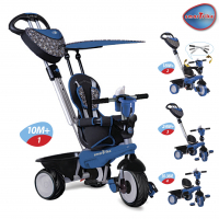Велосипед 3-х колесный Smart Trike Dream Touch Steering ( темн/син) 8000300