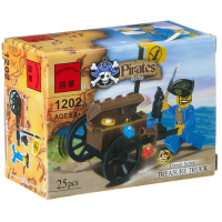 Конструктор ENLIGHTEN (Brick) Pirates Series, 25 дет., 1202 Г79583
