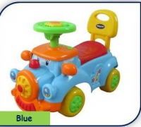 Каталка Baby Care Keeping, (Blue)