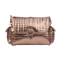 "Сумка Kalencom Cумка ""BUCKLE BAG MONIQUE"", (Silver)"
