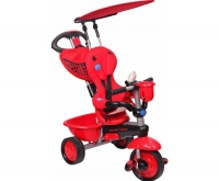 Велосипед 3-х колесный Smart Trike Zoo-Collection (Ladybag) красный1573500
