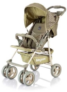 Коляска Baby Care Voyager U-225 Olive Checkers