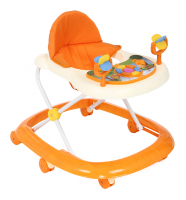 Ходунки Kids-glory FL-616 NEW ORANGE
