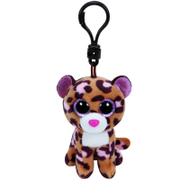 Брелок TY Beanie Boo's Леопард Patches, 13 см 35008
